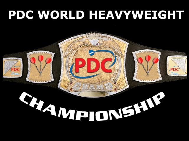Pdc World Heavyweight Championship The Dart Sheet